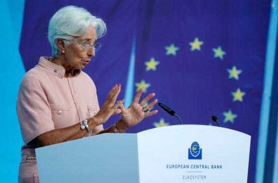 """""""헝다 사태, 유럽엔 전이되지 않을 것"""" 라가르드 ECB 총재"""